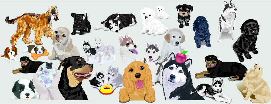 Какая порода собак соответствует вашему знаку Зодиака?